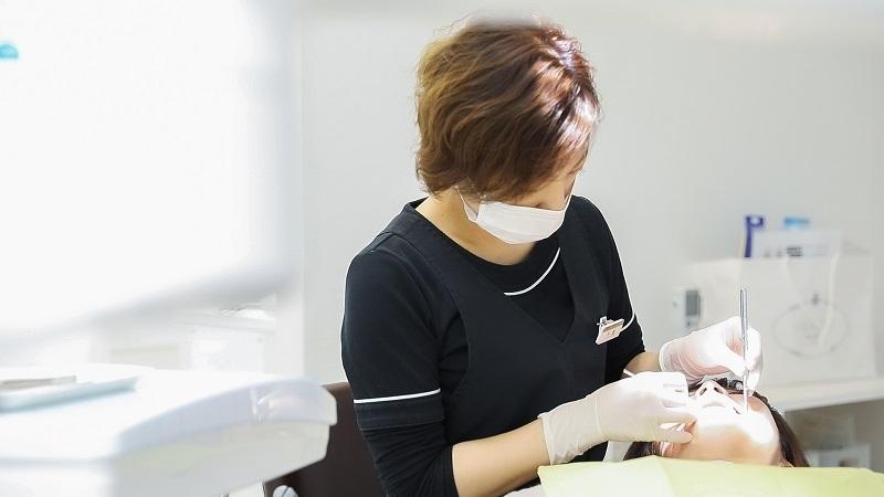 患者様とのコミュニケーションを取る意識を高めるスタッフ教育をしています