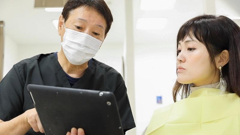 かかりつけ医を見つけることは、歯を残すことにもつながります
