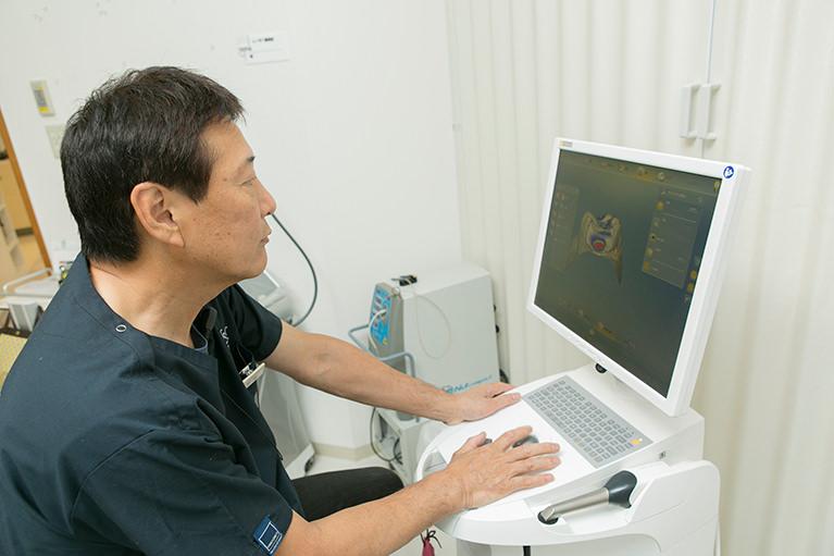 歯科治療のトータルパフォーマンスを考え審美治療を取り入れています